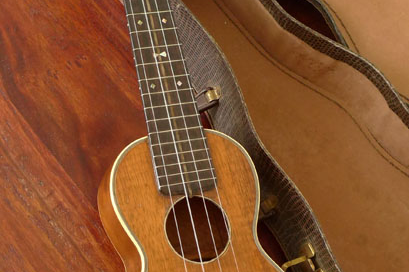 1918 Martin 3K Ukelele With Case