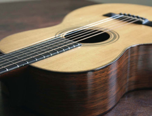 1920's and Earlier Martin Guitars – Is it Safe to Use Steel Strings?