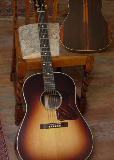 Rockbridge Custom Slope Shoulder Rosewood Gibson J-35