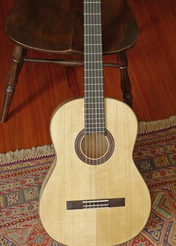 2011 Joseph Redman Flamenco Guitar