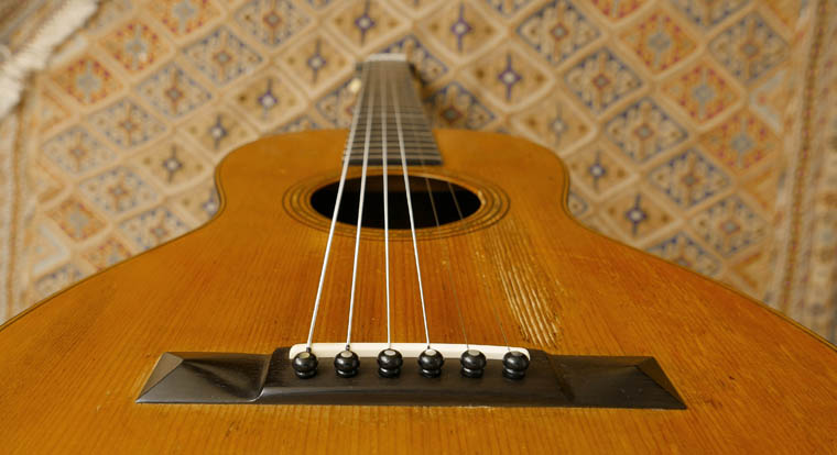 1850 Martin 3-17 - Vintage American Guitar